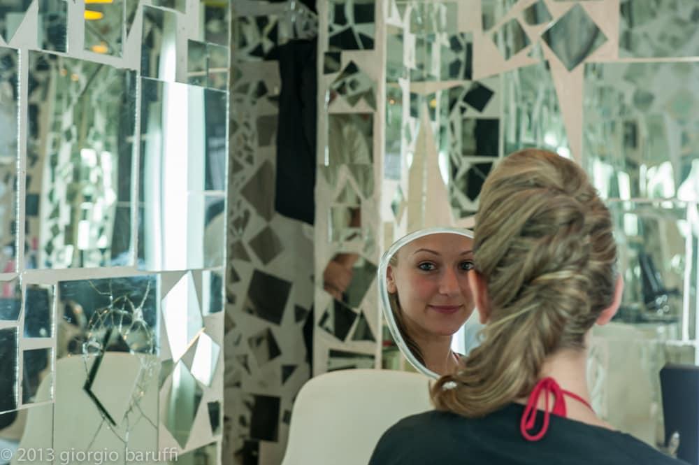Getting ready, la preparazione della sposa il giorno del matrimonio