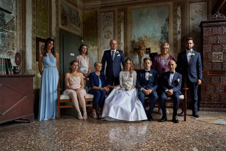 fotografia di famiglia castello quistini rovato franciacorta