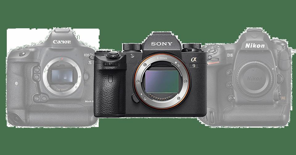 Passaggio a mirrorless con la Sony A9