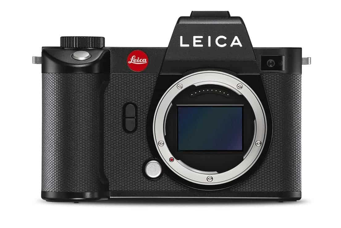 Leica SL2 frontale